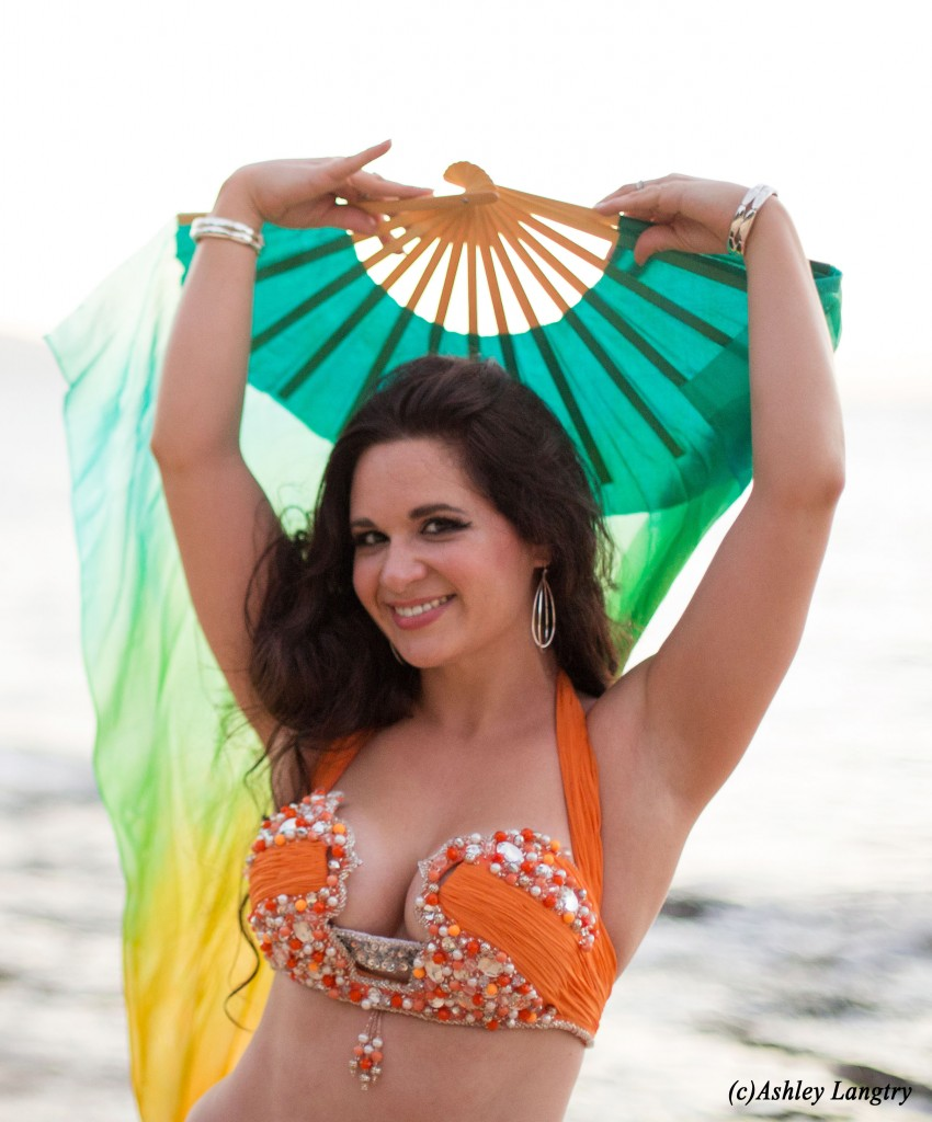 Casandra Corette Belly Dance Instructor and Entertainer